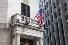 шток york обменом новый Стоковое Изображение RF