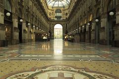 Штольн Vittorio Emanuele стоковое фото rf