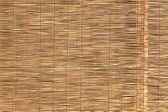 шторки бамбука Стоковые Изображения