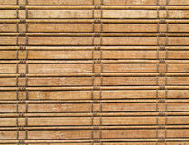 Шторки бамбука Стоковые Фотографии RF