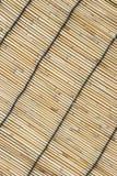 Шторки бамбука Стоковое Фото
