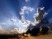 штормовая погода 5 Стоковое Изображение