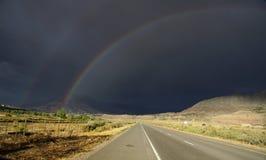 штормовая погода Стоковое фото RF