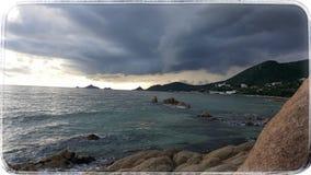 штормовая погода Стоковая Фотография