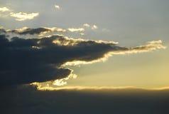 штормы граници Стоковое Изображение RF