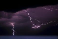 шторм вспышки ii multi стоковая фотография