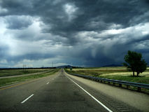 шторм горизонта Стоковое фото RF