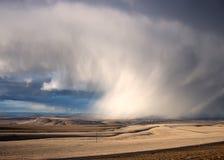 шторм завальцовки Стоковое фото RF