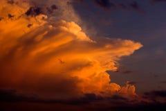 шторм конца Стоковые Фото