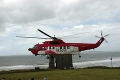 шторм моря спасения Стоковые Фотографии RF