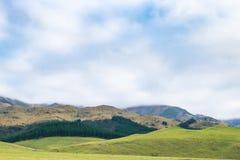 Шторм на горе Стоковая Фотография RF