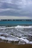 Шторм на море Стоковая Фотография RF