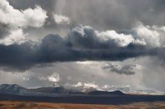 шторм облаков Стоковое Изображение RF