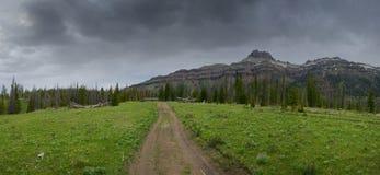 Шторм парка штата лесопилки Стоковые Фото