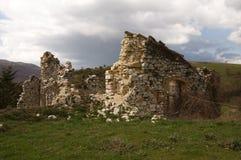 шторм руин Стоковое Изображение