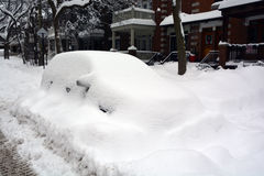 Шторм снега Стоковое фото RF