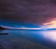 шторм ocracoke Стоковые Изображения