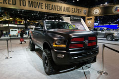 Штоссель PowerWagon 2013 доджей Стоковые Фотографии RF