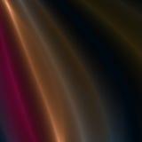 Штриховатости красного цвета, золота и серебра света Стоковые Фото