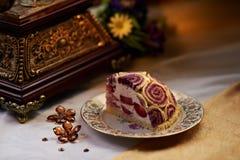 штрудель ягоды Стоковая Фотография