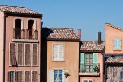 штукатурка зданий старая Стоковые Фотографии RF