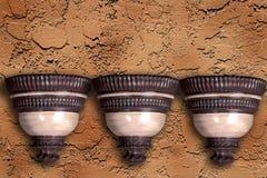 штукатурка плантаторов предпосылки декоративная изолированная Стоковые Изображения RF