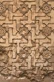Штукатурка Lacework в Альгамбра Гранады стоковое фото