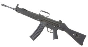 штурмовая винтовка Стоковые Фотографии RF