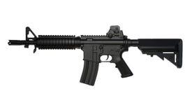 Штурмовая винтовка M4 SOPMOD тактическая, реплика airsoft Стоковые Фотографии RF