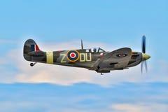 Штурмовик Spitfire Supermarine стоковое изображение