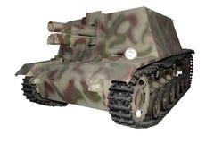 Штурмовое орудие пехоты Стоковое Изображение