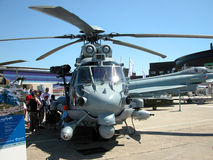 Штурмовой вертолет Стоковое Изображение RF