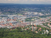 Штутгарт, Германия Стоковое Фото
