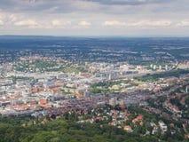 Штуттгарт, Германия Стоковая Фотография RF