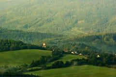 штуф гор Стоковое Фото