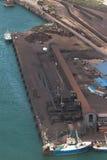 штуф нагрузки залива Стоковые Изображения RF