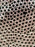 Штуцеры соединения трубопровода Plactic для пластичных труб стоковое изображение