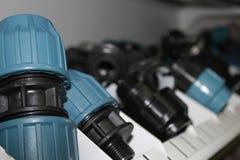 Штуцеры трубы Стоковые Изображения RF