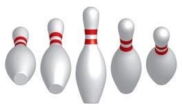Штыри боулинга ( r иллюстрация вектора