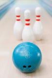 Штыри и шарик большая команда Стоковое Изображение RF