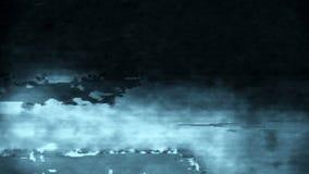Шум 0730 ТВ стоковое фото