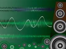 шум иллюстрация вектора