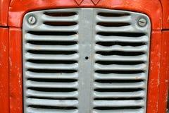 шутит над сбором винограда трактора Стоковые Изображения RF