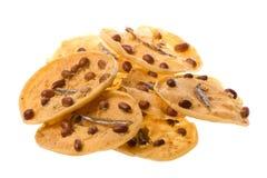 Шутихи арахиса и камсы Стоковые Фотографии RF