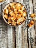 Шутихи от хлеба пшеницы в шаре Стоковые Фотографии RF