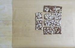 Шутихи пирожного Стоковые Фото