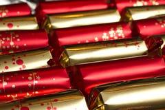 шутихи рождества Стоковые Фото