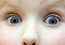 шутка глаз стоковое изображение rf
