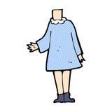 шуточное тело шаржа (шаржи смешивания и спички шуточные или добавляют для того чтобы иметь phot Стоковое фото RF