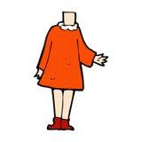 шуточное тело шаржа (шаржи смешивания и спички шуточные или добавляют для того чтобы иметь phot Стоковая Фотография RF